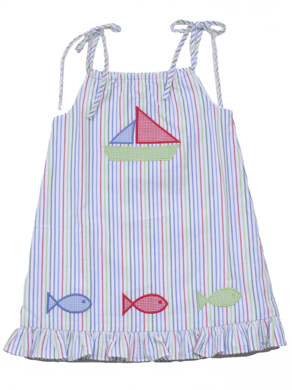 Funtasia Too Sailboat Dress