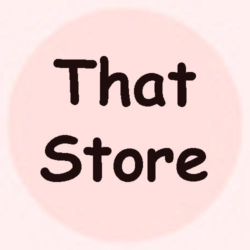 "Twitter ""ShopThatStore"" Logo"