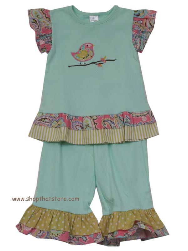 Beehave Bird Pant Set